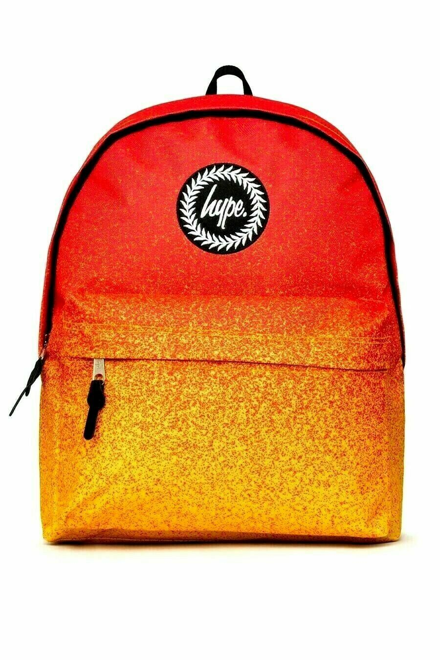HYPE SPECKLE FADE BACKPACK RUCKSACK BAG - MULTI