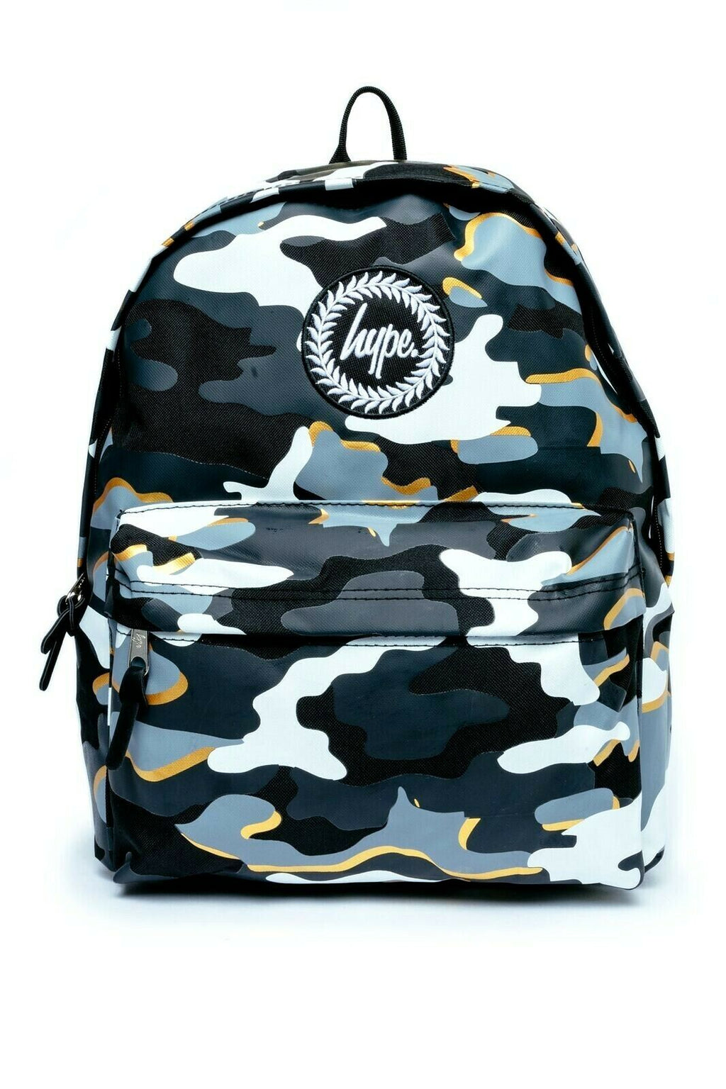 Gold Line Camo Backpack