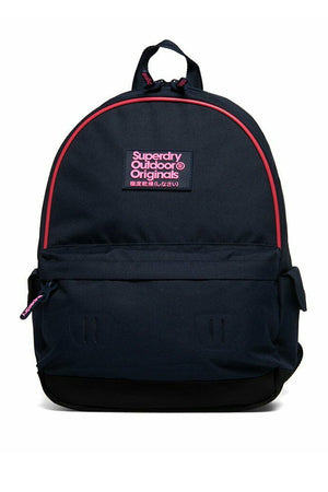 SUPERDRY STROBE LIGHT MONTANA RUCKSACK - NAVY