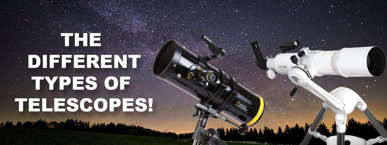 Breakdown: The Different Types Of Telescopes