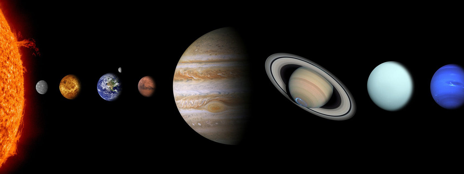 The Solar System For Kids: Fun Facts