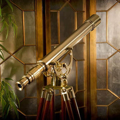 Barska Anchormaster Brass Telescopes