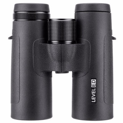 Barska 10x42mm WP LEVEL ED Open Bridge Binoculars