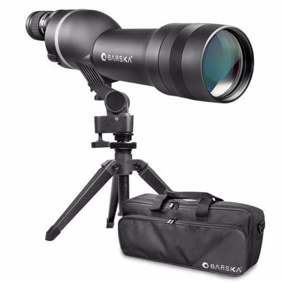 BARSKA 22-66x80mm WP Spotter-Pro Spotting Scope