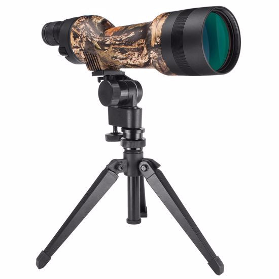 Barska 22-66x80mm WP Spotter-Pro Camo Spotting Scope