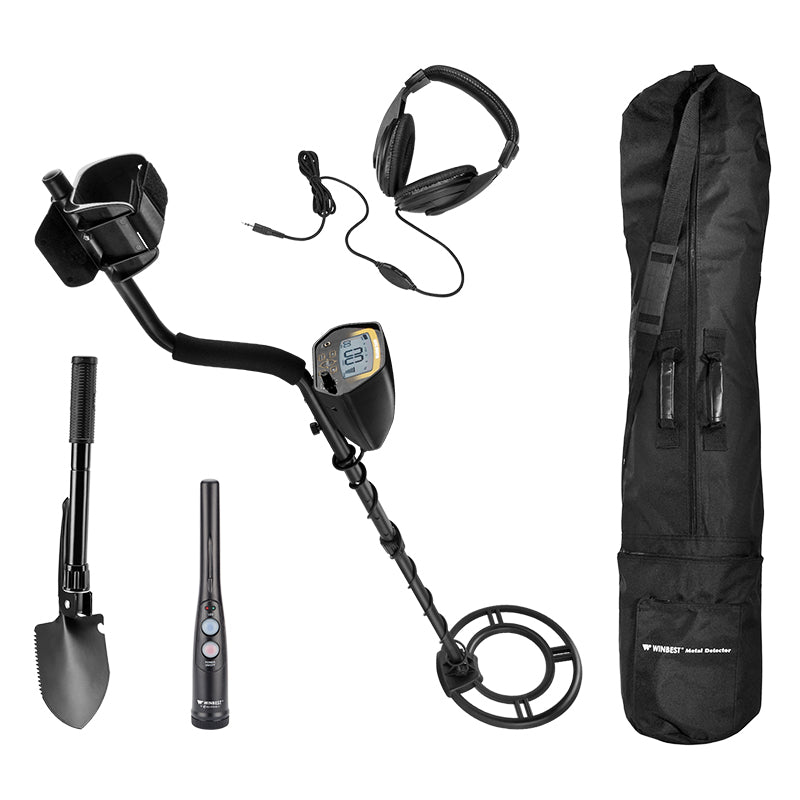 Barska Winbest Pursuit Metal Detector Field Kit