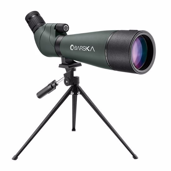 Barska 20-60x80mm Colorado Spotting Scope with Soft Case
