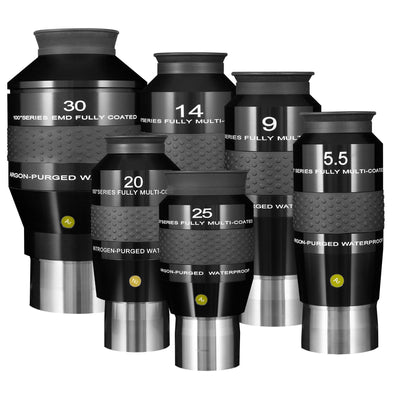 Explore Scientific 100° Waterproof Eyepiece Kit
