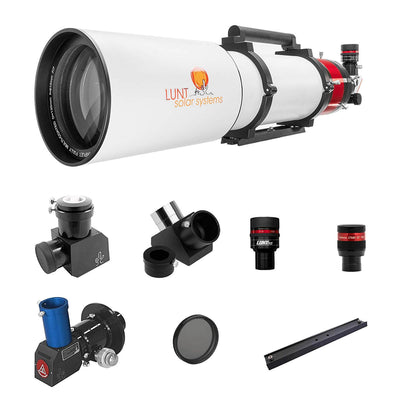 LUNT 130mm Advanced Package w/ 18MM Blocking Filter - LS130MT