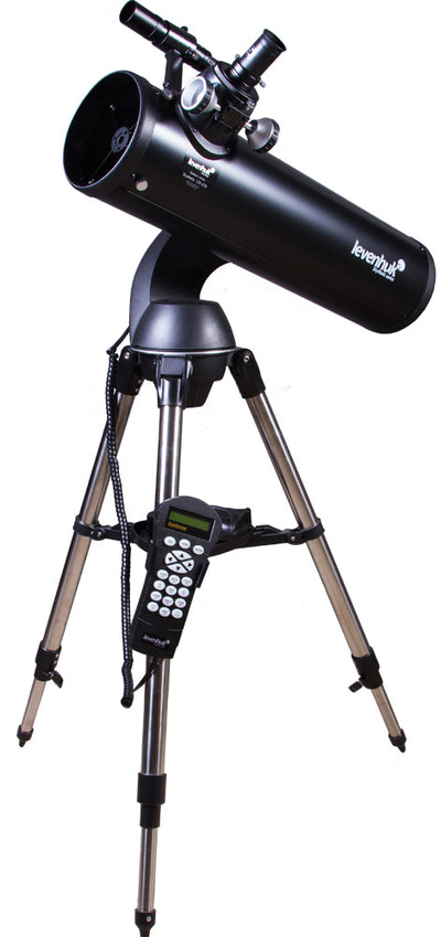 Levenhuk 130mm SkyMatic 135 GTA Newtonian Telescope