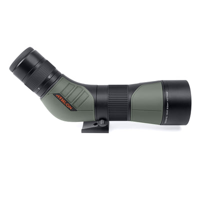 Athlon Optics Ares G2 15-45×65mm – 45 Degree UHD Spotting Scope