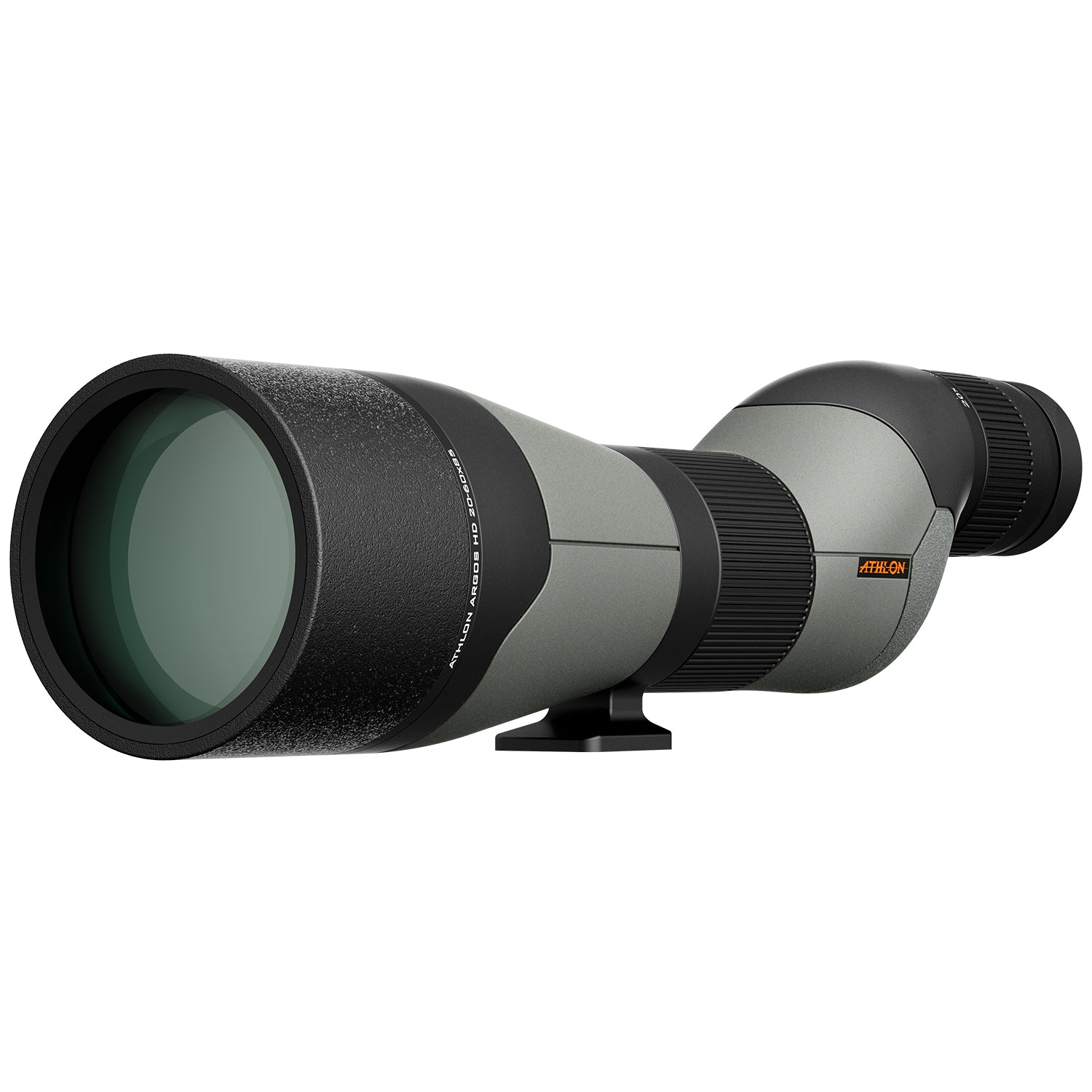 Athlon Optics Argos 20-60×85mm HD – Straight Angle Spotting Scope