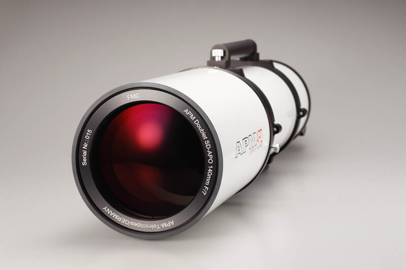 APM Doublet SD Apo 140mm f/7 FPL53 Optical Tube Assembly