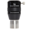 "Explore Scientific 1.25"" 3X Focal Extender"