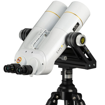 Explore Scientific 28x100mm BT-100 SF Large Binoculars with 62 Degree LER Eyepieces