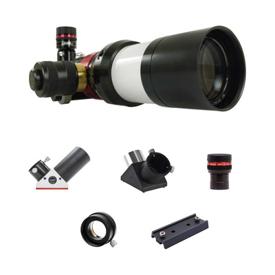 LUNT 60mm Modular Telescope Starter Package LS60MT