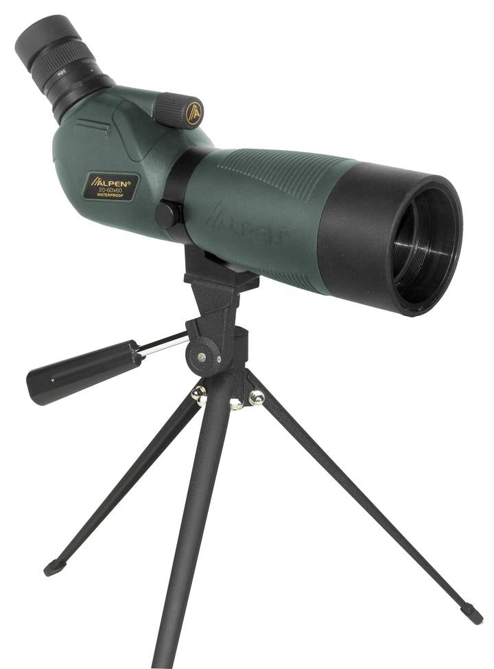 Alpen 20-60x60mm Waterproof Spotting Scope - 745N