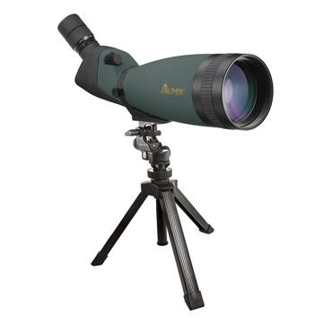 Alpen Shasta Ridge 25-75X100mm Waterproof Spotting Scope