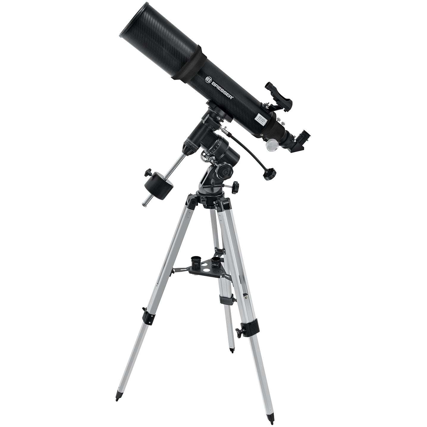 Bresser AR-102 102mm EQ-3 AT-3 Refractor Telescope