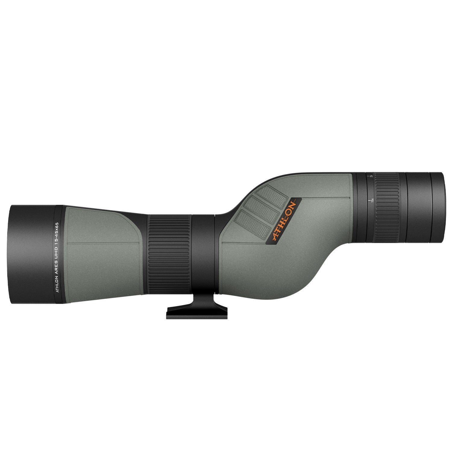 Athlon Optics Ares G2 15-45×65mm Straight Angle UHD Spotting Scope