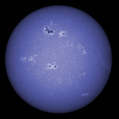 LUNT 130mm Solar Telescope - H-Alpha Pressure Tuned