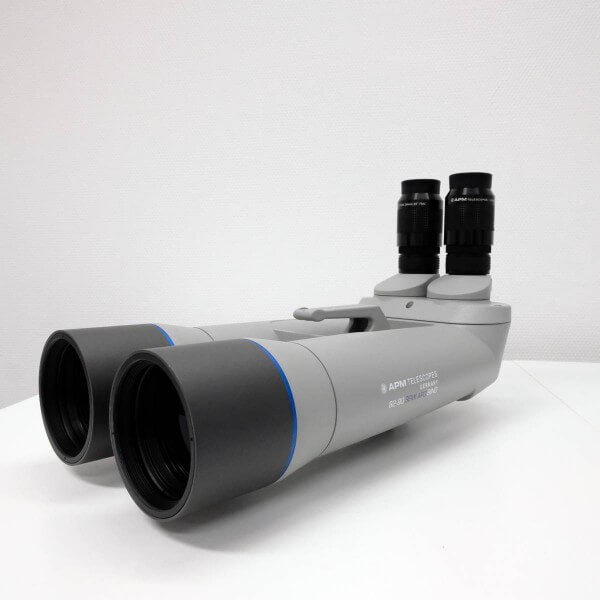 APM 82mm 90° ED-APO Binocular With UF18mm Eyepieces