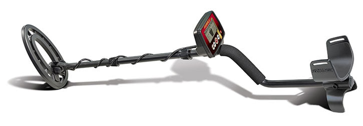 Fisher F22 Weatherproof All-Purpose Metal Detector