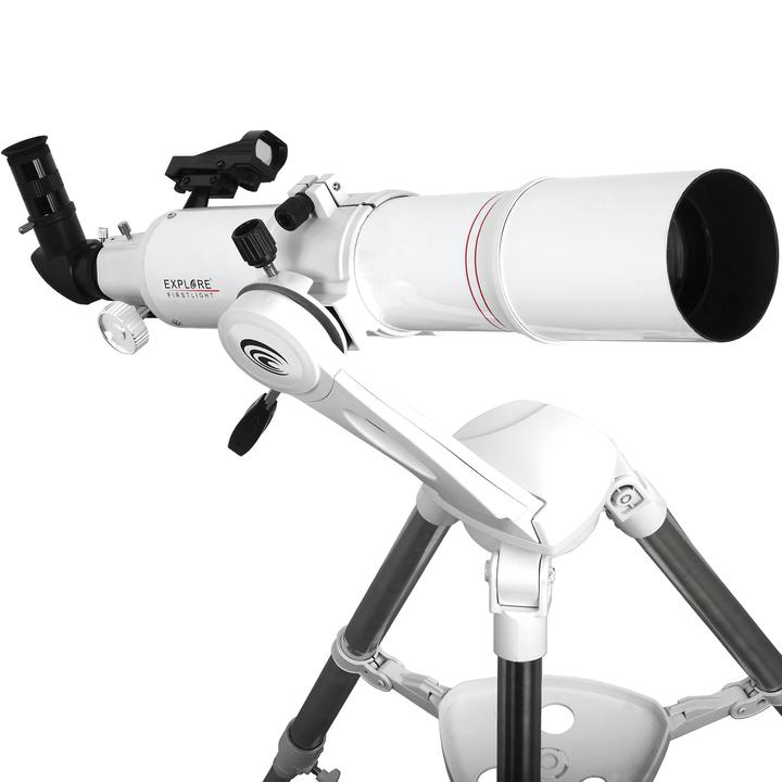 Explore FirstLight 80mm Refractor w/ Twilight Nano Mount