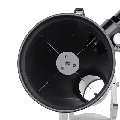 Explore FirstLight 8-inch Dobsonian - Ultimate Bundle Package - w/ Bonus Accessories