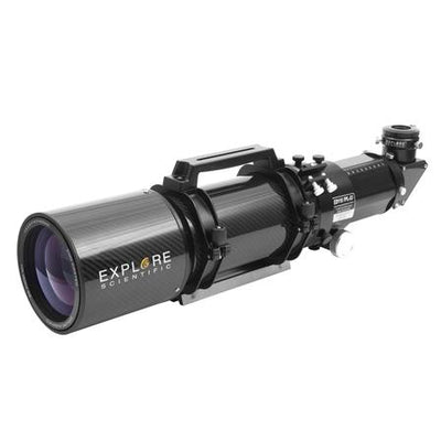 Explore Scientific ED115 FPL53 115mm f/5.5 Carbon Fiber Air-Spaced Triplet ED APO Refractor