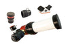 LUNT 50mm Solar Telescope – Ready To View Package