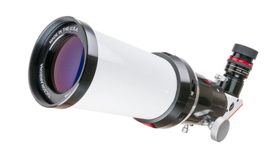 LUNT 60mm Solar Telescope – Tilt Tuned - Choice of Blocking Filter - Choice of Focuser