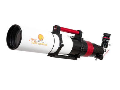 LUNT 100mm Modular Telescope Advanced Package LS100MT
