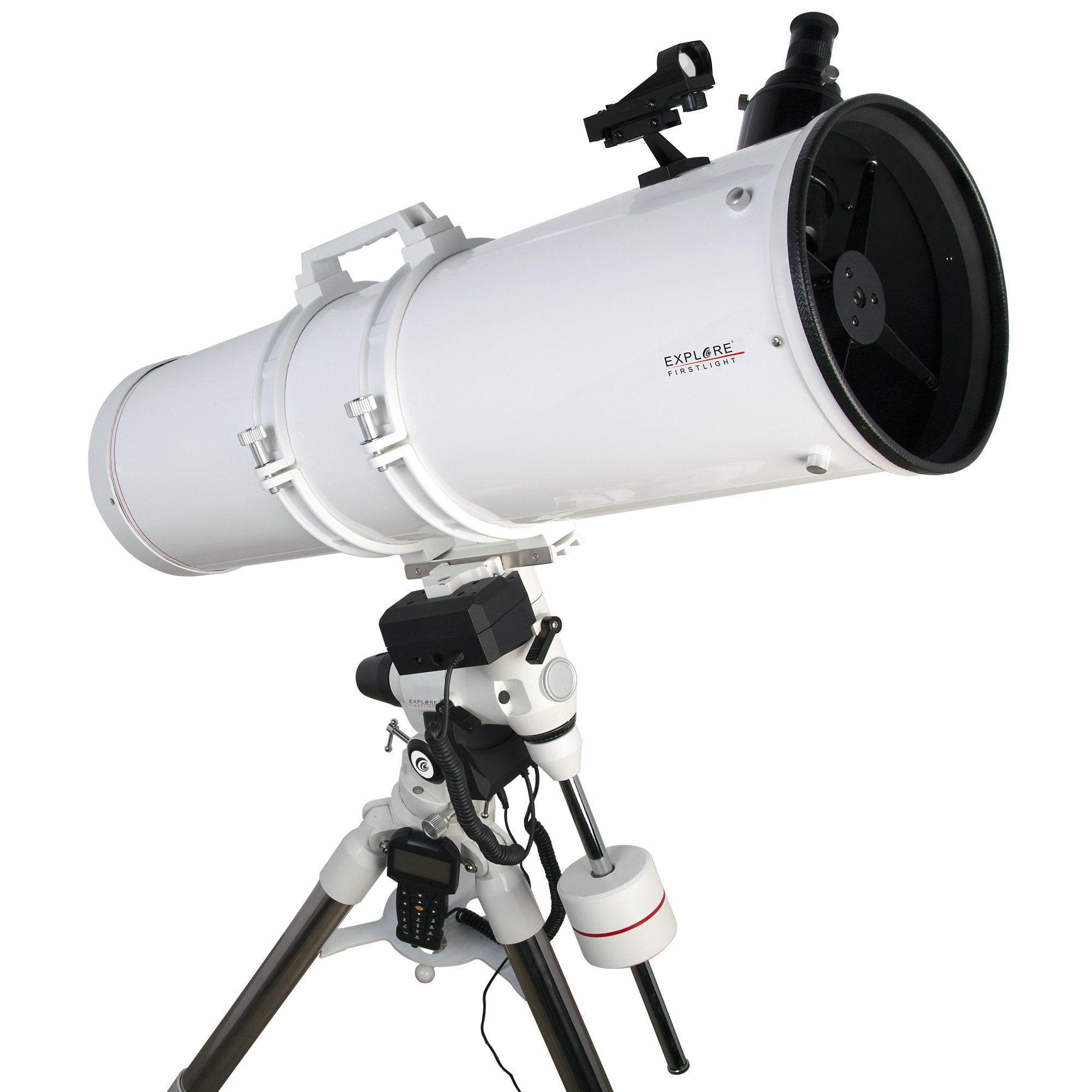Explore FirstLight 203mm Newtonian w/ EXOS2GT GoTo Mount