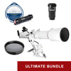 Explore FirstLight 127mm Doublet Refractor - Ultimate Bundle Package - w/ Twilight I Mount & Bonus Accessories