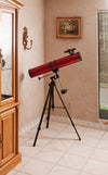 Carson 114mm Red Planet Series Telescope RP-300