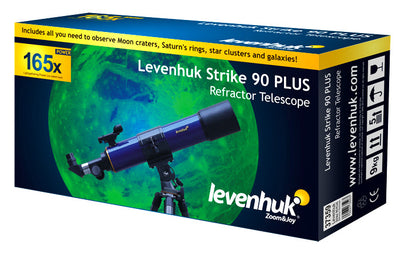 Levenhuk 90mm Strike 90 PLUS Telescope