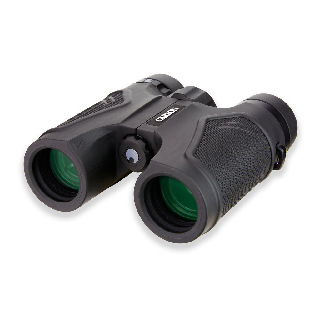Carson 8x32mm 3D Series Binoculars w/High Definition Optics