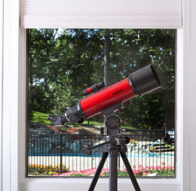 Carson 80mm Red Planet Series Telescope RP-200