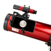 Carson 114mm Red Planet Telescope With Smartphone Adapter Bundle RP-300SP
