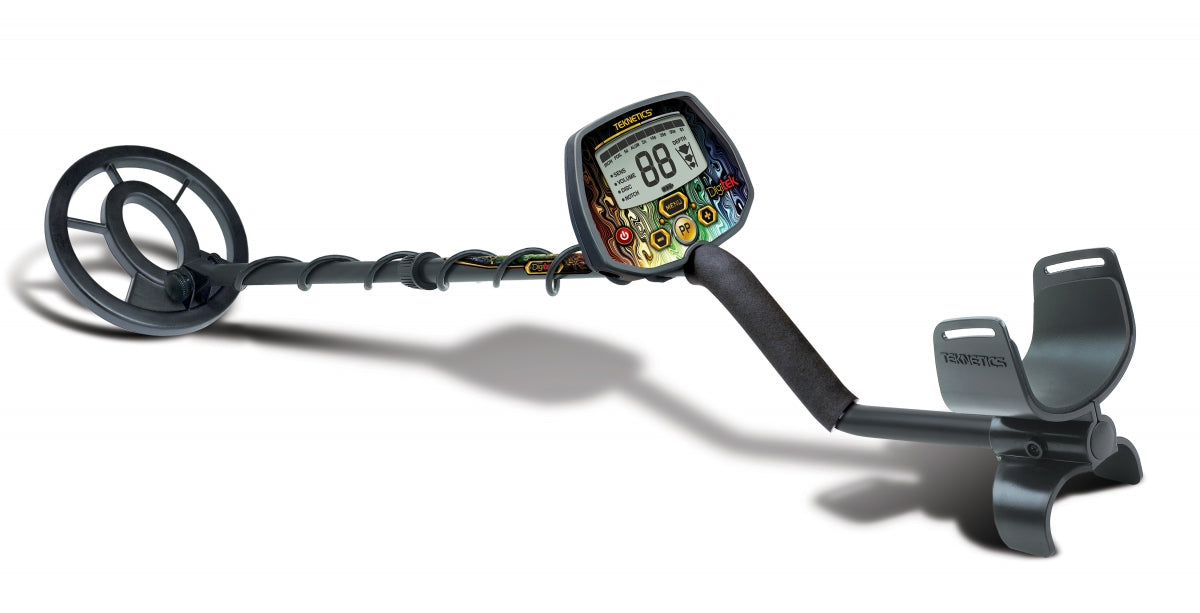Teknetics Digitek Metal Detector - DIGITEK