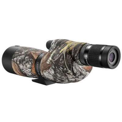 Barska 20-60x65mm WP Level Straight Mossy Oak Break-Up Camo Spotting Scope