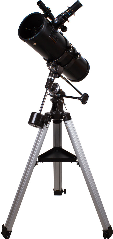 Levenhuk 114mm Skyline 120x1000 Newtonian EQ Telescope