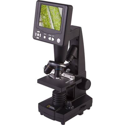 National Geographic LCD Microscope