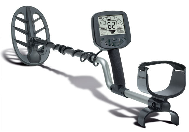 Bounty Hunter Platinum™ Metal Detector - Platinum 11