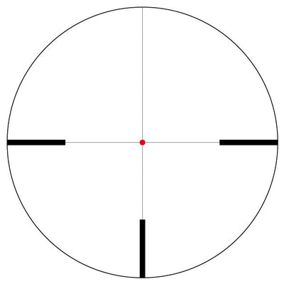 German Precision Optics Passion 3X 4-12x50i, reticle – German#4 illuminated Riflescope