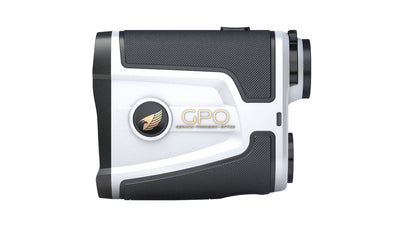 German Precision Optics GPO Flagmaster 1800 6x20mm Golf Laser Rangefinder
