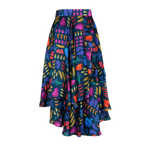 Airmiles Wrap Skirt