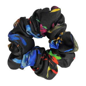 Endangered Scrunchie in Black