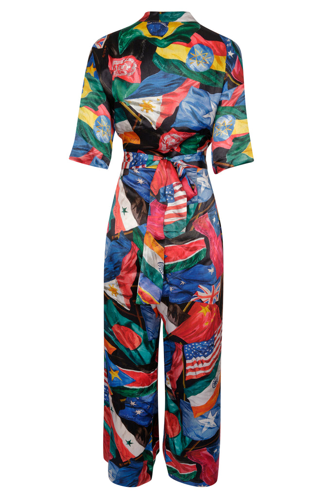 Flag Jumpsuit - Preorder